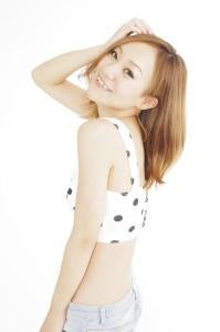 古賀斗和子 撮影モデル