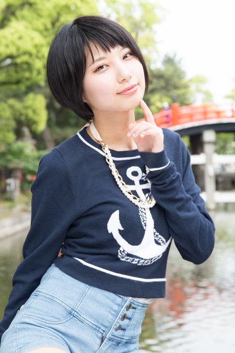 七瀬美穂、撮影、モデル、関西、京都