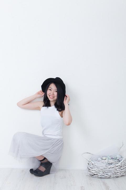 マリンモデル撮影モデル