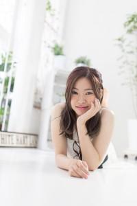 西田モデル撮影